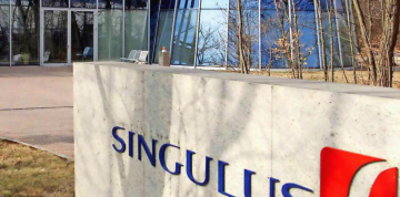 CNBM acquired shares of Singulus and