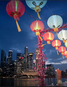 A Project of Chinese lantern exhibition is Searching for Investment in Europe